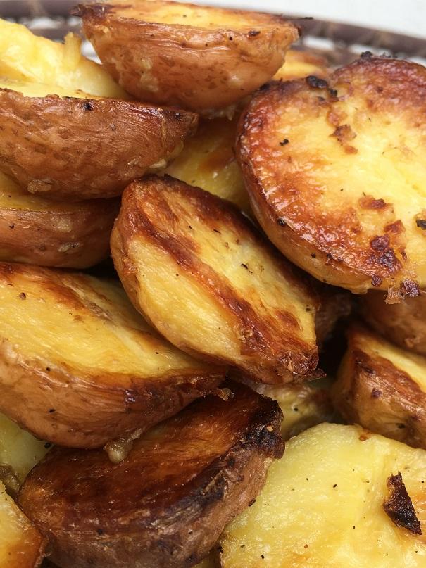 תפוחי אדמה בשוםוג'ינג'ר