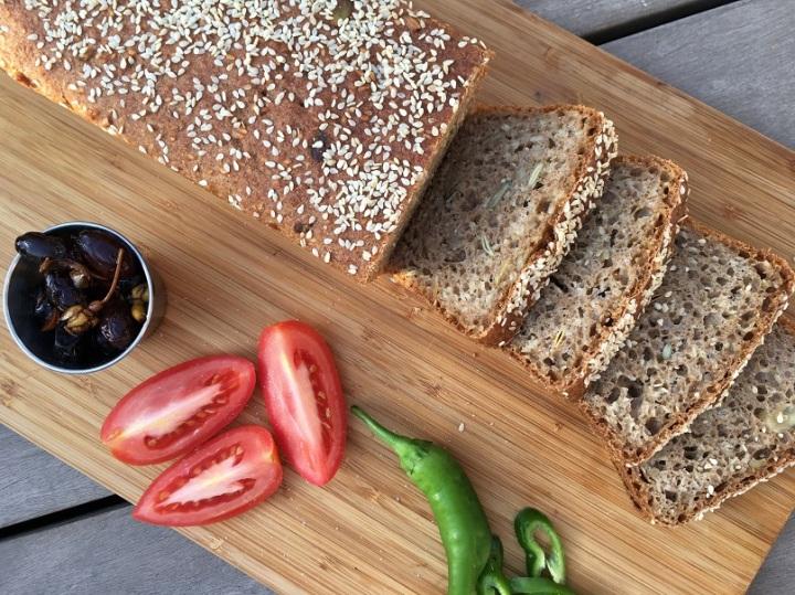 לחם גרעינים אפריקאי – לחםנלסון