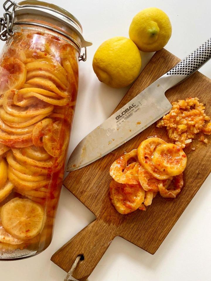 חורף זה הזמן להכין לימוןכבוש