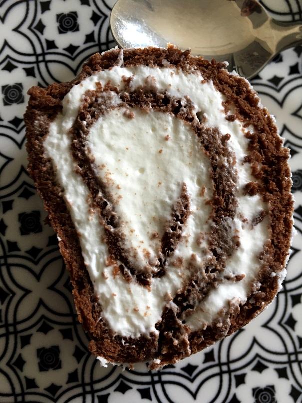 רולדת שוקולד שלפעם