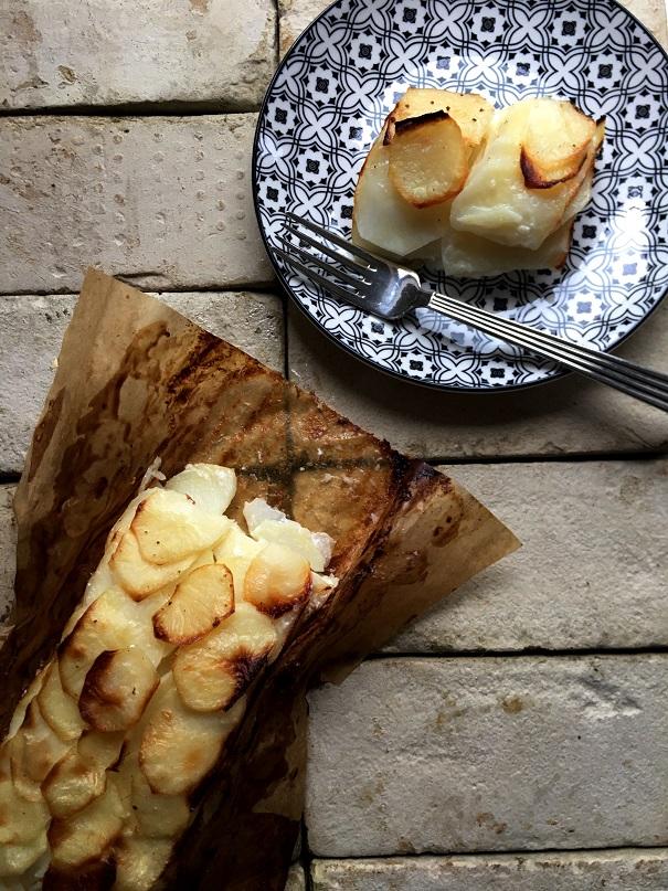 גראטן תפוחי אדמה הכי פשוט והכיטעים