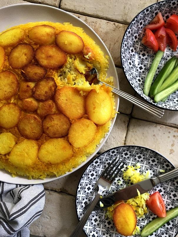 אורז פרסי – תהדיג מהמםומהיר