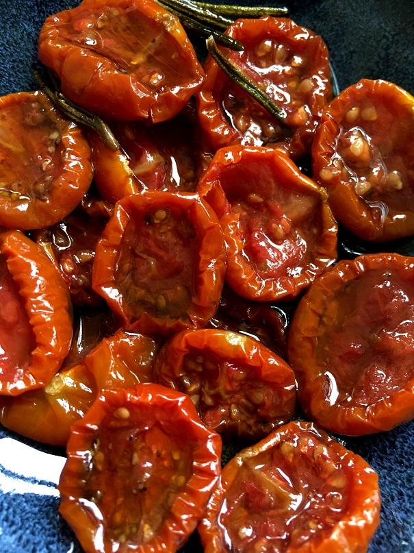 עגבניות שרי מיובשות –בקלות!