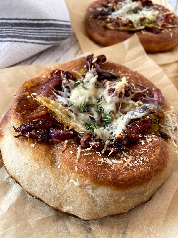 לחם סיציליאני מטוגן
