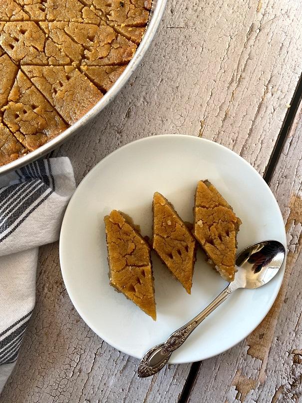 טיש-פיש-טי: עוגה מהבלקן